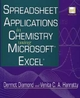 Spreadsheet Applications in Chemistry Using Microsoft Excel (0471140872) cover image