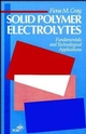Solid Polymer Electrolytes: Fundamentals and Technological Applications (0471187372) cover image