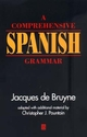 A Comprehensive Spanish Grammar (0631190872) cover image