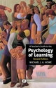A Teacher's Guide to the Psychology of Learning, 2nd Edition (0631212272) cover image