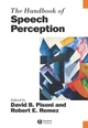 The Handbook of Speech Perception (0631229272) cover image