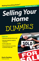 Selling Your Home For Dummies, Australian Edition (0730377172) cover image