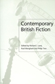 Contemporary British Fiction (0745628672) cover image