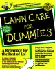 Lawn Care For Dummies (0764550772) cover image