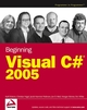 Beginning Visual C#® 2005 (0764578472) cover image