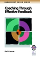 Coaching Through Effective Feedback (0787951072) cover image