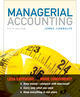 Managerial Accounting, 5th Edition Binder Ready Version (1118078772) cover image