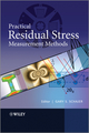 Practical Residual Stress Measurement Methods (1118342372) cover image