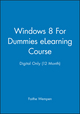 Windows 8 For Dummies eLearning Course - Digital Only (12 Month) (1118516672) cover image