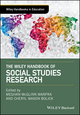 The Wiley Handbook of Social Studies Research (1118787072) cover image
