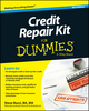 Credit Repair Kit For Dummies, 4th Edition (1118821572) cover image
