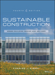 Sustainable Construction: Green Building Design and Delivery, 4th Edition (1119055172) cover image