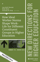 How Ideal Worker Norms Shape Work-Life for Different Constituent Groups in Higher Education: New Directions for Higher Education, Number 176 (1119347572) cover image