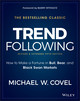 Trend Following: How to Make a Fortune in Bull, Bear, and Black Swan Markets, 5th Edition (1119371872) cover image