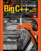 Big C++: Late Objects, 3rd Edition (1119402972) cover image