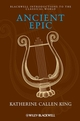 Ancient Epic (1405159472) cover image