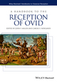 A Handbook to the Reception of Ovid (1444339672) cover image