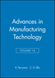 Advances in Manufacturing Technology, Volume 14 (1860582672) cover image