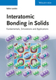 Interatomic Bonding in Solids: Fundamentals, Simulation, and Applications (3527335072) cover image