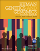 Human Genetics and Genomics, Includes Wiley E-Text, 4th Edition (EHEP002572) cover image