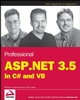 Professional ASP.NET 3.5: In C# and VB (0470187573) cover image