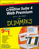 Adobe Creative Suite 4 Web Premium All-in-One For Dummies (0470414073) cover image