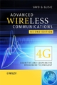 Advanced Wireless Communications: 4G Cognitive and Cooperative Broadband Technology , 2nd Edition (0470512873) cover image