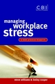 Managing Workplace Stress: A Best Practice Blueprint (0470842873) cover image