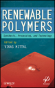 Renewable Polymers: Synthesis, Processing, and Technology (0470938773) cover image