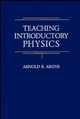 Teaching Introductory Physics (0471137073) cover image