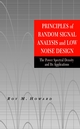 Principles of Random Signal Analysis and Low Noise Design: The Power Spectral Density and its Applications (0471226173) cover image