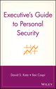 Executive's Guide to Personal Security (0471449873) cover image