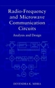 Radio-Frequency and Microwave Communication Circuits: Analysis and Design (0471463973) cover image