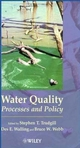 Water Quality: Processes and Policy (0471985473) cover image