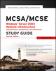 MCSA / MCSE: Windows Server 2003 Network Infrastructure Implementation, Management, and Maintenance Study Guide: Exam 70-291, 2nd Edition (0471998273) cover image