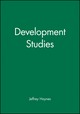 Development Studies (0745638473) cover image