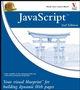 JavaScript: Your Visual Blueprintfor Building Dynamic Web Pages, 2nd Edition (0764574973) cover image