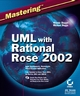 Mastering UML with Rational Rose 2002 (0782140173) cover image