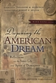 Deepening the American Dream: Reflections on the Inner Life and Spirit of Democracy  (0787977373) cover image