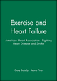 Exercise and Heart Failure: American Heart Association - Fighting Heart Disease and Stroke (0879936673) cover image