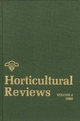 Horticultural Reviews, Volume 2 (1118060873) cover image