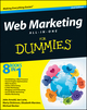 Web Marketing All-in-One For Dummies, 2nd Edition (1118243773) cover image
