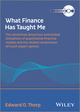 What Finance Has Taught Me: The Sometimes Disastrous Limitations of Quant Financial Models and Related Randomness of Expert Opinion (1118716973) cover image