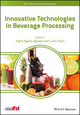 Innovative Technologies in Beverage Processing (1118929373) cover image