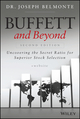 Buffett and Beyond: Uncovering the Secret Ratio for Superior Stock Selection, + Website, 2nd Edition (1118955773) cover image