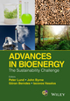Advances in Bioenergy: The Sustainability Challenge (1118957873) cover image