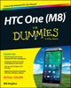 HTC One (M8) For Dummies (1118992873) cover image