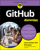 GitHub For Dummies (1119572673) cover image