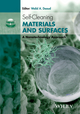 Self-Cleaning Materials and Surfaces: A Nanotechnology Approach (1119991773) cover image