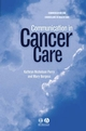 Communication in Cancer Care (1405100273) cover image